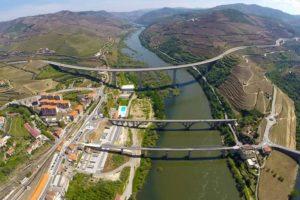 Douro, Pontes da Régua
